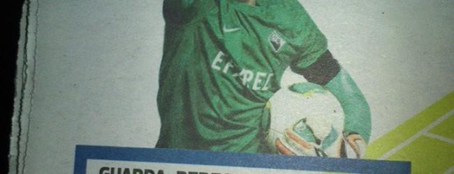 Ricardo Nunes é o guarda-redes mais valioso da Liga Zon Sagres 2013/2014
