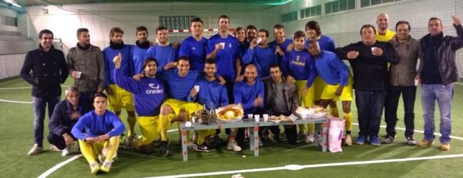 Castro, Leandro e Mota vencem a Divisão de Elite Pro-Nacional da AF do Porto e sobem ao CN de Seniores com o Sobrado
