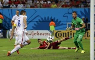 Beto deixou o seu grito de presença – Portugal 2-2 Estados Unidos – Mundial'2014
