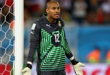 Adam Kwarasey critica autoridades Ganesas pela eliminação do Mundial'2014