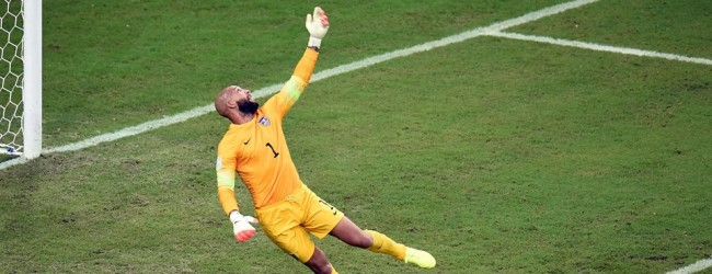 Beto Vs Tim Howard – Estatísticas – Portugal 2-2 Estados Unidos