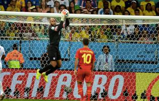 Tim Howard: as 16 defesas e 16 imagens que lhe valeram o recorde – Estados Unidos 1-2 Bélgica