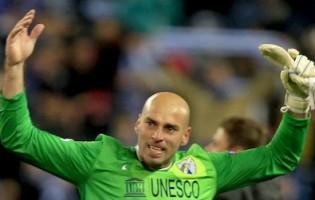 Willy Caballero: Málaga e Manchester City chegam a acordo