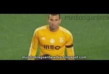 Artur Moraes recupera do erro com defesa crucial no Benfica 1-1 Sporting