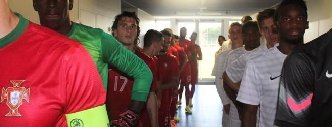 Rui Silva, José Sá e Bruno Varela convocados por Portugal sub-21 para jogos em Setembro