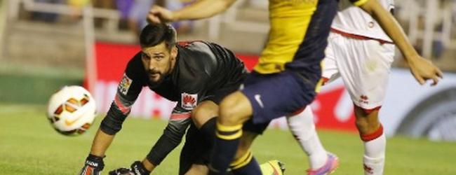 """Moyá tira ilações positivas por não """"conceder golo"""" no empate contra o Rayo Vallecano"""