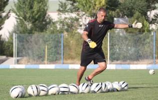 Entrevista a Paulo Grilo, treinador de guarda-redes do CSKA Sofia