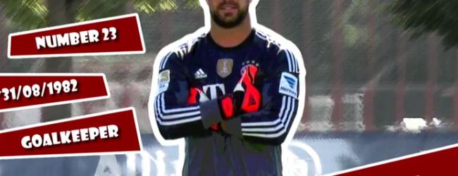 Pepe Reina: o perfil do guarda-redes Espanhol – FCBTV