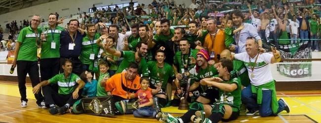 Domingos Pinho vence a Supertaça 2014 com o Valongo