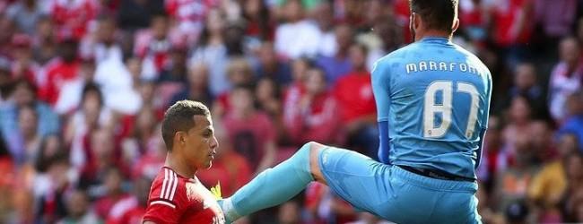 Marafona parou tudo enquanto houve pulmão – SL Benfica 3-1 Moreirense
