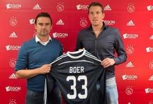 Diederik Boer assina pelo Ajax