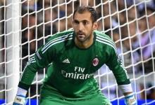 Diego López elogiado pelo dono do Milan