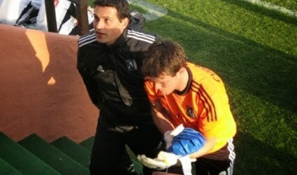 Ivan Chvorovich: Ludogorets perde segundo guarda-redes para a Champions League