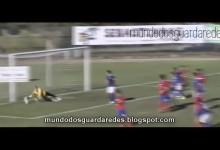 João Pinho faz duas boas intervenções no Freamunde 3-0 Oliveirense
