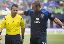 Joe Nasco recebe o cartão vermelho mais rápido de sempre da MLS