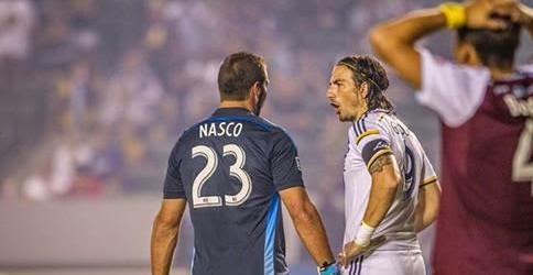 Joe Nasco: de polícia a guarda-redes, a recorde de expulsão mais rápida na MLS – MaisFutebol