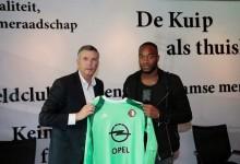 Vermeer assina pelo Feyenoord