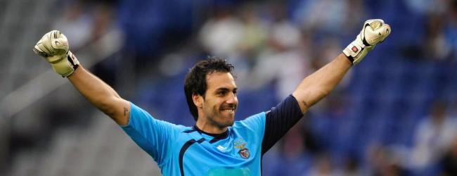 Moretto fala da baliza do Benfica – ZeroZero