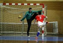 Ricardo Candeias brilha no Sporting 28-21 Benfica