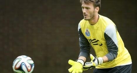 Ricardo Nunes convocado pela 1ª vez no Porto
