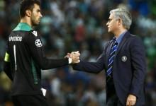 """Rui Patrício disse a Mourinho que lhe """"queria estragar noite"""""""