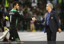 Rui Patrício: exibição em números no Sporting CP 0-1 Chelsea FC