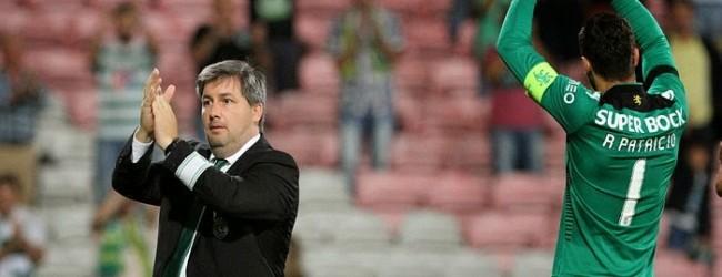 Rui Patrício chega aos 200 jogos na Liga pelo Sporting