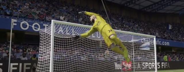 Guarda-Redes do FIFA 15 apresentam problemas