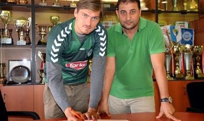 Belec emprestado ao Konyaspor