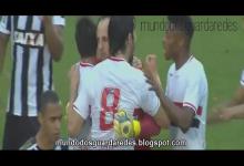 Rogério Ceni marca o seu 119º golo no Figueirense 1-1 São Paulo