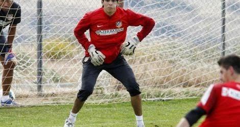 Yassine Bounou emprestado ao Zaragoza