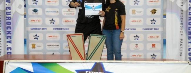 Gabriel Costa e José Valente campeões da Europa Sub-17 pelo HC Braga