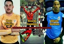Ricardo Candeias, Hugo Figueira e Alfredo Quintana convocados por Portugal para jogos contra Hungria e Rússia
