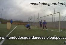 Treino de Guarda-Redes do GD Chaves – Carlos Pires com Paulo Ribeiro, Igor Stefanovic, Rafa Albuquerque e Bruno Bolas