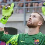 adrian ortola barcelona b - segunda division 2014-2015 - imagem futbol club barcelona