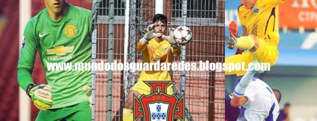 André Ferreira, João Costa Andorinha e Joel Pereira convocados pelos sub-19 de Portugal para estágio