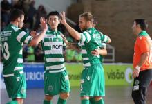 Cristiano Parreiro o melhor em campo no Boavista 1-3 Sporting – 1ª Divisão Futsal