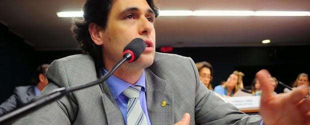 Danrlei re-eleito para deputado no Brasil