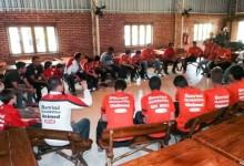 Guarda-Redes e treinadores do Internacional promovem confraternização