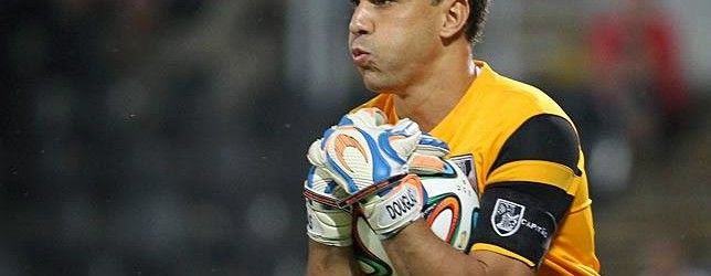 Douglas lesiona-se no Vitória 3-0 Boavista