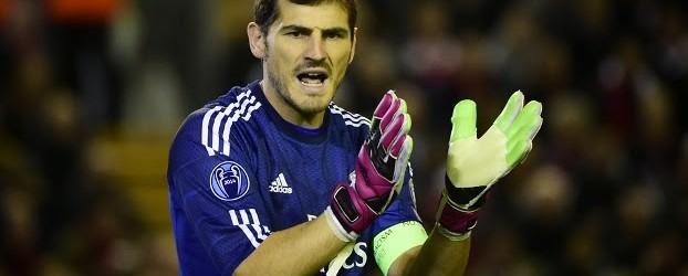 Casillas iguala Xavi como jogador com mais jogos na Champions League
