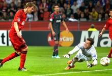 Júlio César: exibição em números no Bayer Leverkusen 3-1 Benfica