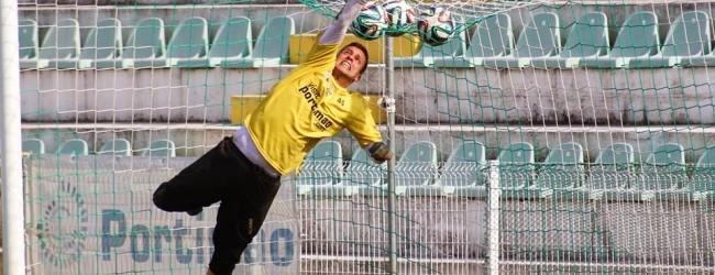 Márcio Ramos é o novo coordenador de treino de guarda-redes da formação do Portimonense