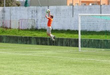 Carlos Alves convocado para a Europa League com 16 anos
