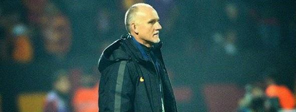 Taffarel vence primeiro jogo como treinador interino do Galatasaray