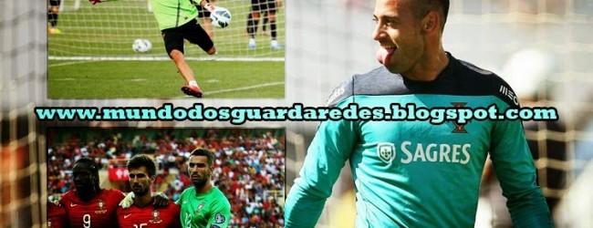 Rui Patrício, Beto e Anthony Lopes convocados por Portugal para jogos contra Arménia e Argentina