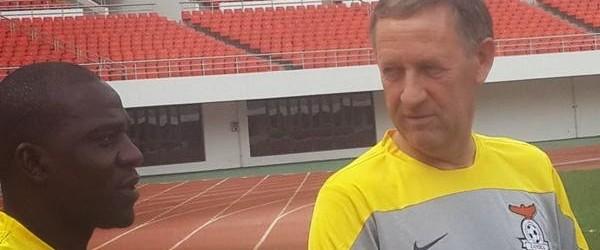 Davies Phiri é o novo treinador de guarda-redes do AmaZulu
