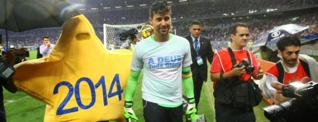 Fábio Deivson vence Brasileirão Serie A com o Cruzeiro