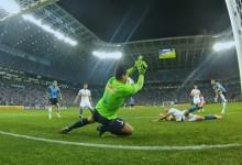 """""""Fábio é o melhor goleiro do Brasil"""", cantaram os jogadores do Cruzeiro"""