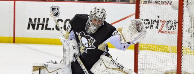 Marc-André Fleury é o 31º guarda-redes a vencer 300 jogos na NHL